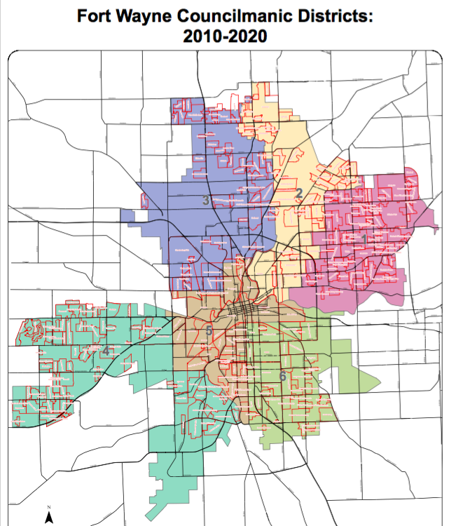 Municipal elections in Fort Wayne Indiana 2015 Ballotpedia