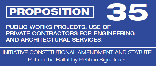 proposition 54 a california constitutional initiative from 2003 Proposition 54: classification by race, ethnicity, color, or national origin initiative constitutional amendment prop 54 statewide vice chair.