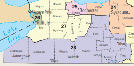 nys 23rd congressional district - 466×229
