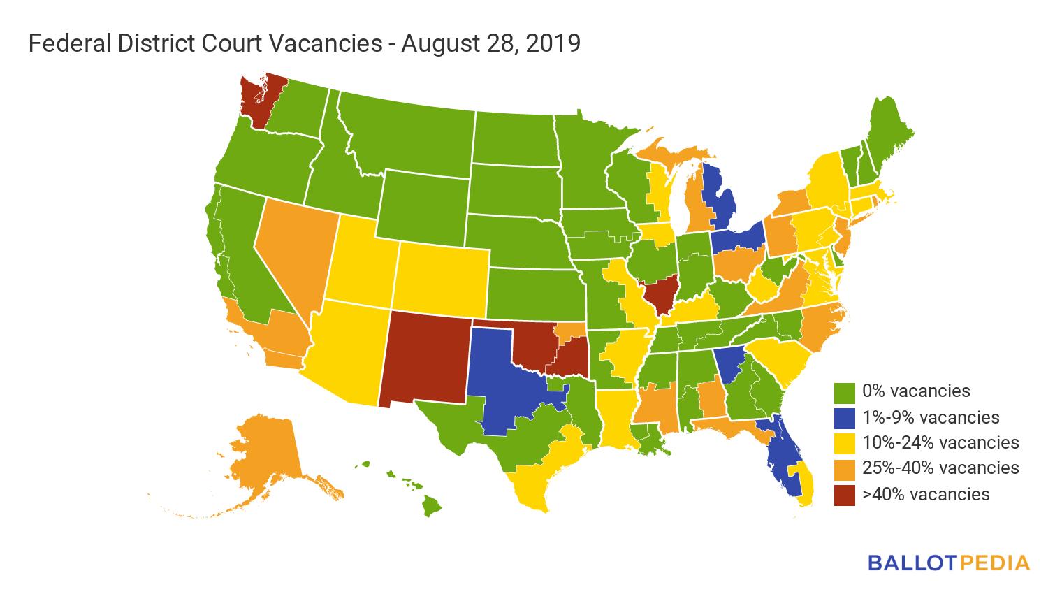 Vacancy map