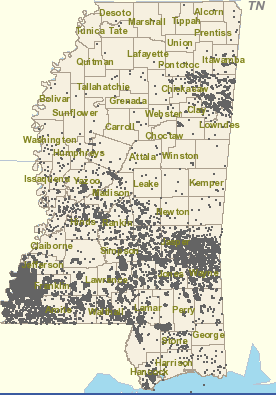 Fracking in Mississippi - Ballotpedia