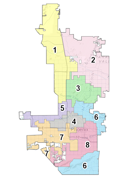 Municipal Elections In Phoenix Arizona 2017  Ballotpedia
