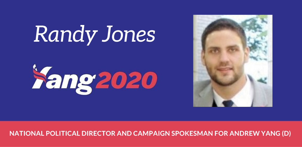 Ballotpedia's Daily Presidential News Briefing - Staffer Spotlight - Randy Jones