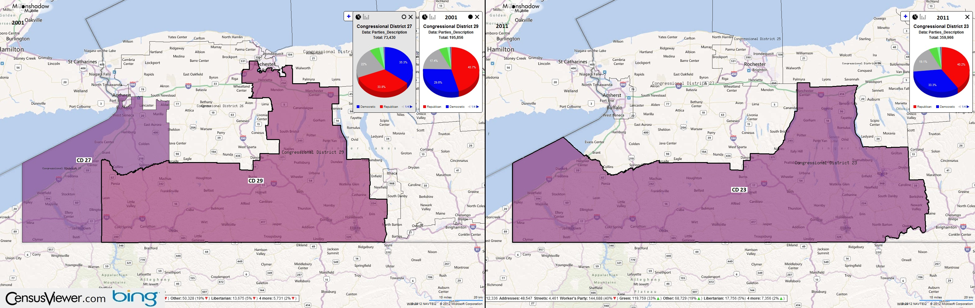 nys 23rd congressional district - HD3138×992