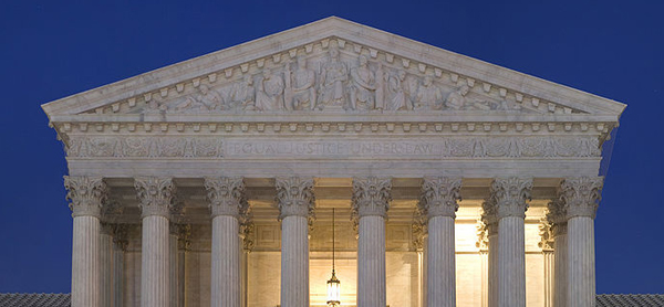 the role of supreme court in the united states