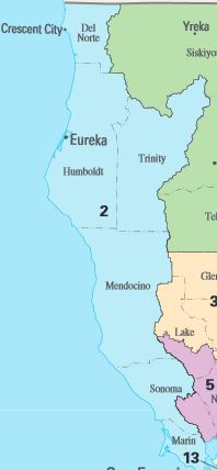 California\'s 2nd Congressional District - Ballotpedia