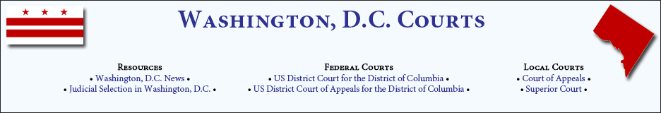 Superior Court of the District of Columbia - Ballotpedia